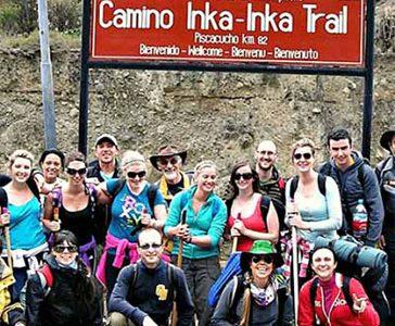 Camino Inca a Machu Picchu 4D/3N (Todo incluido)