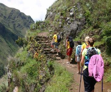 Challenge Camino Inca 3 dias (km 82)
