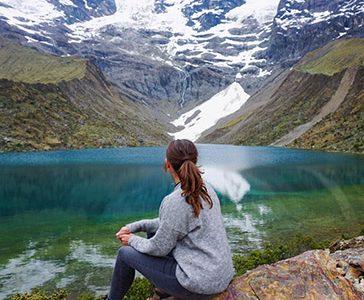 humantay lake salkantay cusco viajesamachupicchuperu
