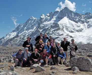 Salkantay Trekking – Machu Picchu 5 dias