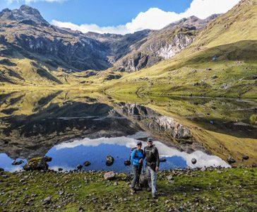 Trekking Lares Trek 4 dias